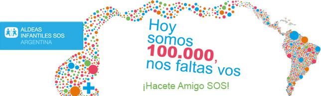 100.000 amigos latinoamerica